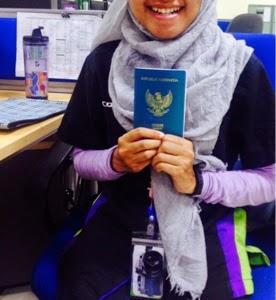 Cara membuat paspor online, paspor online, imigrasi karawang