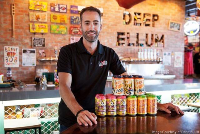 Deep Ellum Brewing Joins Oskar Blues CANarchy
