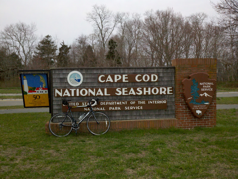 Boston to Cape Cod • Cape Cod National Seashore