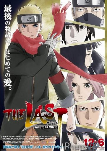 Phim Naruto Điện Ảnh Phần 7: Chương Kết – Naruto The Movie 7: The Last