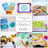 Earth and Land Unit for Toddlers