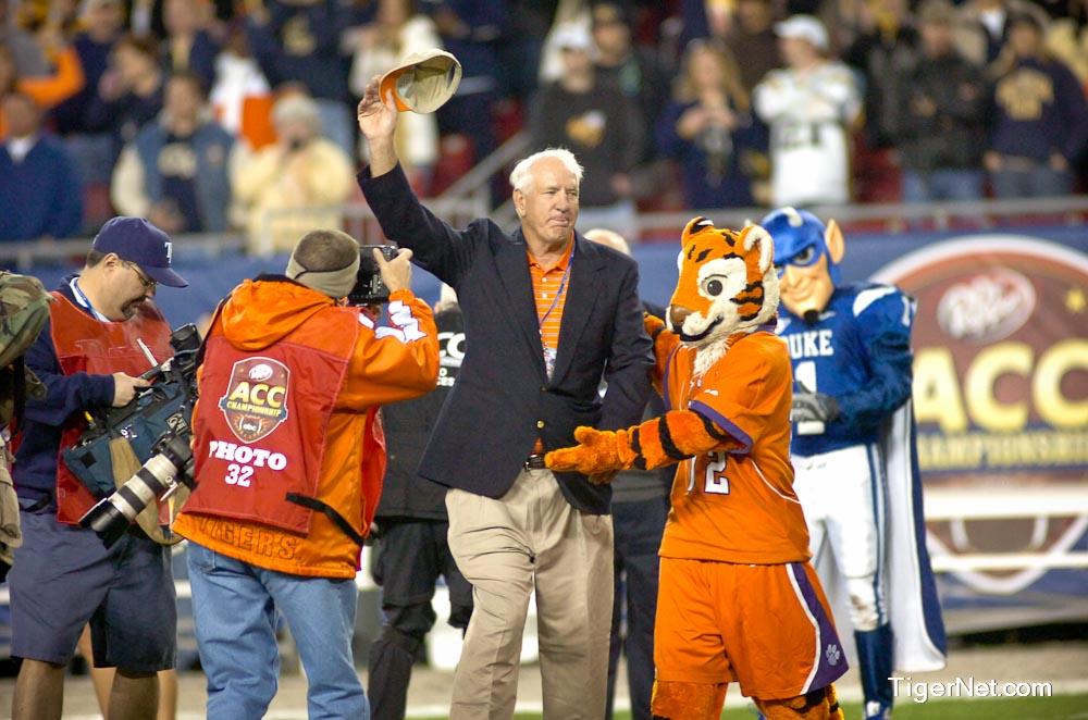 ACC Championship Clemson vs. GT Photos - 2009, ACC Championship, Danny Ford, Football, Georgia Tech