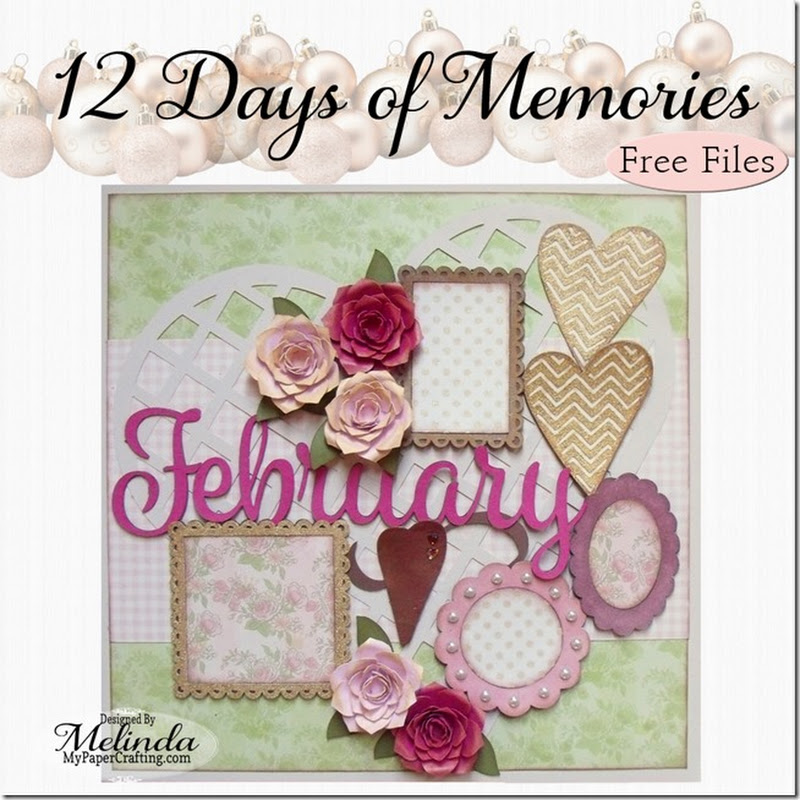 12 Days FREE FILES Project