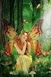 Green Magic Fairy