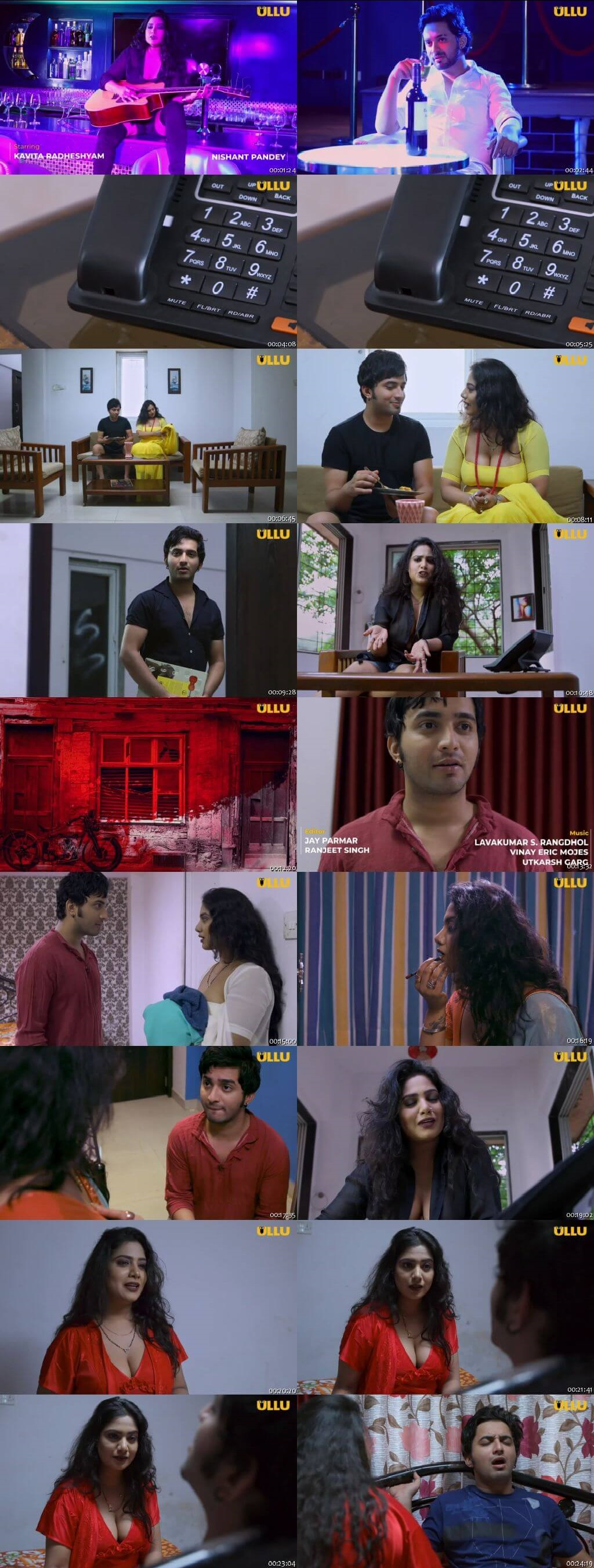 Screenshots Of Hindi Show Kavita Bhabhi Season 02 2020 Complete - All Episodes 300MB 720P HD