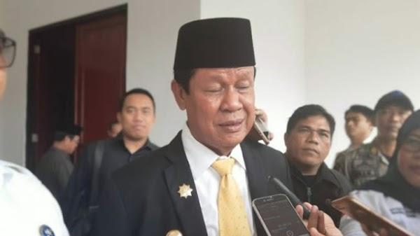 Gubernur Kepri Positif Corona Sepulang Dilantik di Istana Negara