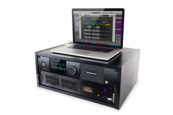 SIO SoundGrid Laptop 3 quarters Left Logic 560