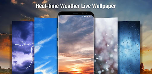 Real Time Weather Live Wallpaper Apps On Google Play