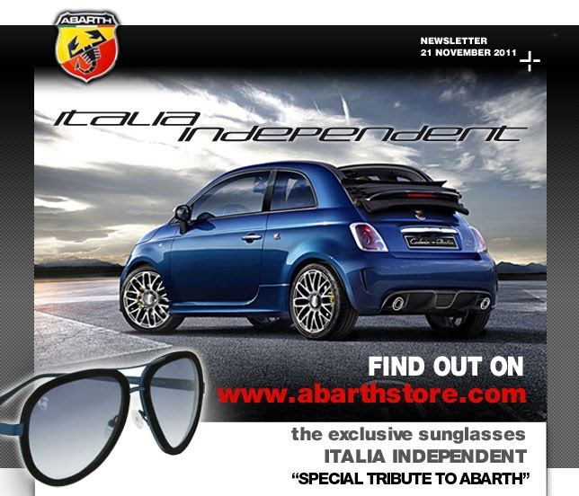 Visit The Abarth Store Online