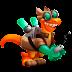 Dragón Excéntrico | Kooky Dragon