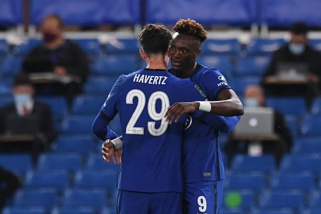 Carabao Cup: Chelsea Hammer Barnsley 6-0 As Harvertz Net Hat Trick