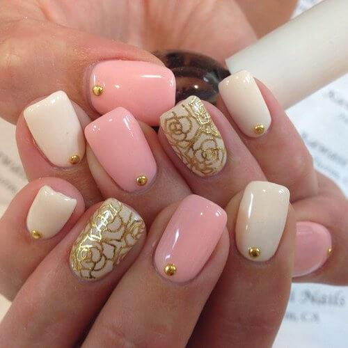Simple And Cute Gel Nail Designs Spring 2019 2