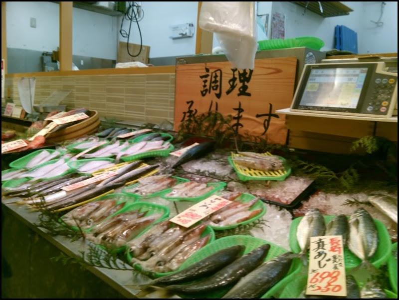 柏そごう@2016/09/30 最終日の魚売り場