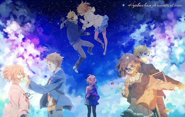 Beyond the Boundary Movie 2 I'll Be Here Hindi Subbed