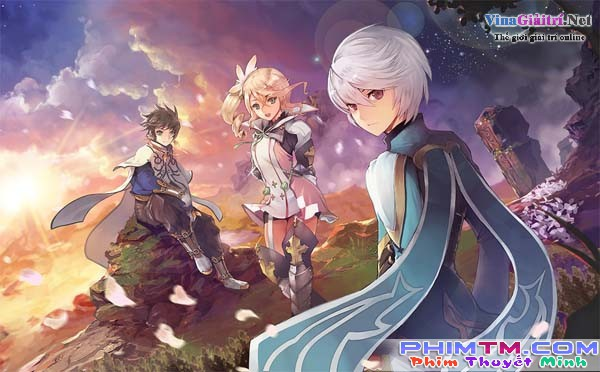 Xem Phim Tales Of Zestiria The X - Tales Of Zestiria The Cross - phimtm.com - Ảnh 1