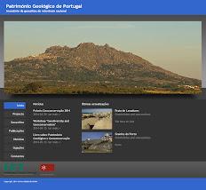 Web-Património Geológico de Portugal