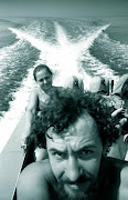 1973 г. Крым, Веселое. Выход на погружение.
