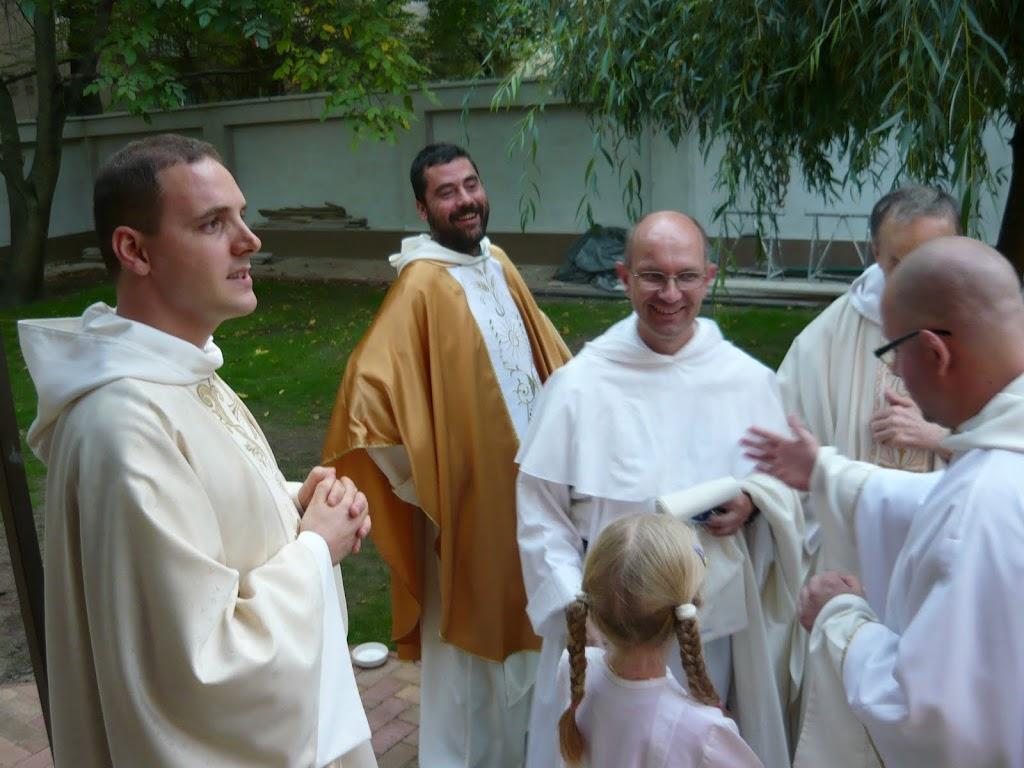 József testvér fogadalomtétele, 2011.09.24., Debrecen - P1010824.JPG