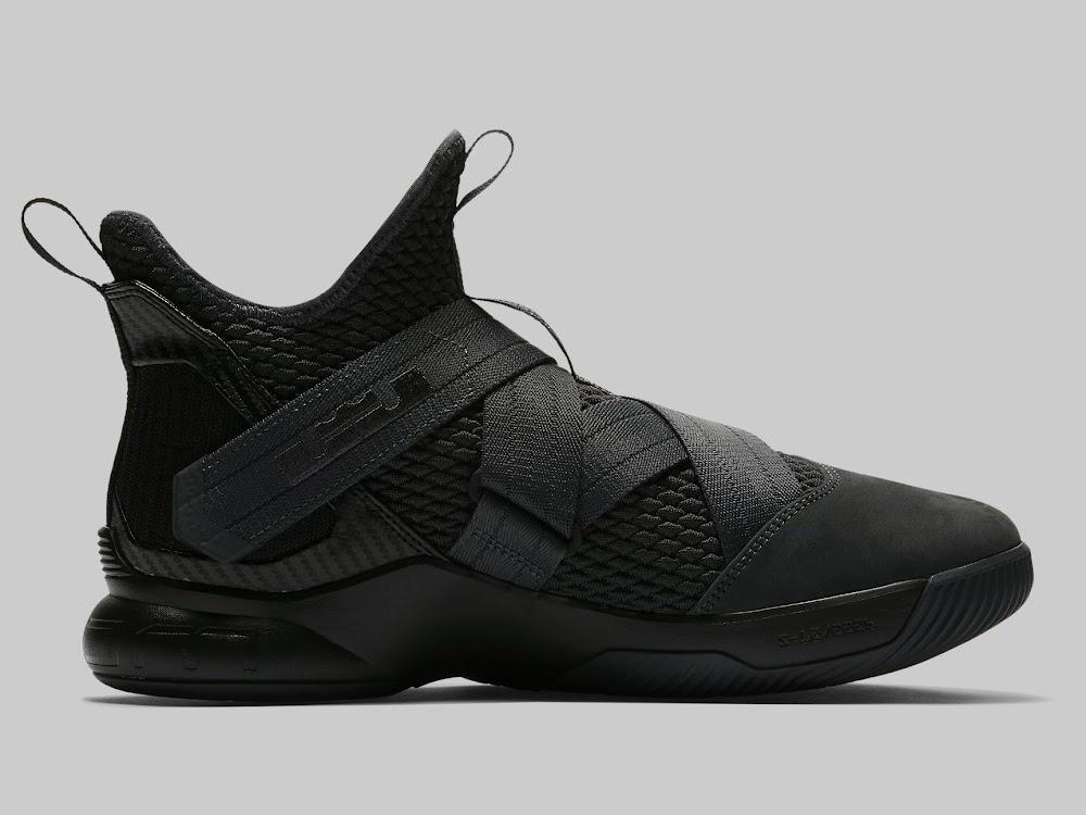 Nike LeBron Soldier 12 SFG 'Zero Dark Thirty' – Release ...