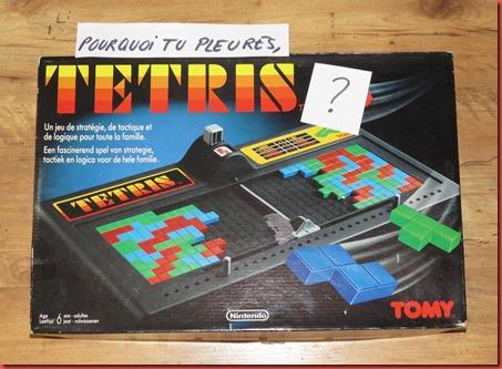 Tetris Papiers Ludiques