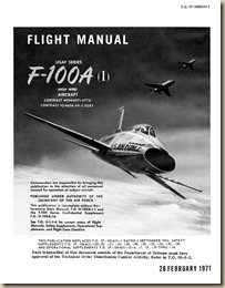 North American F-100A (I) Flight Manual_01
