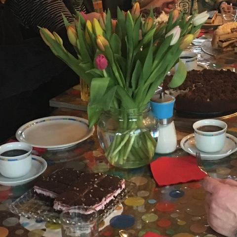 Geburtstagstafel