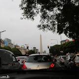 Chegando a Buenos Aires, Argentina