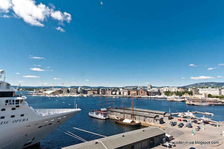 осло.акешхус.норвегия