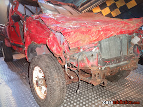 The indestructible Toyota Hilux