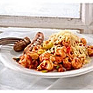 Tortellini tradizionale met Italiaanse roerbakgroenten