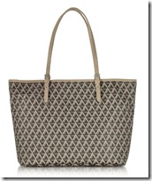 Lancaster Tote Bag Ikon Coated Canvas