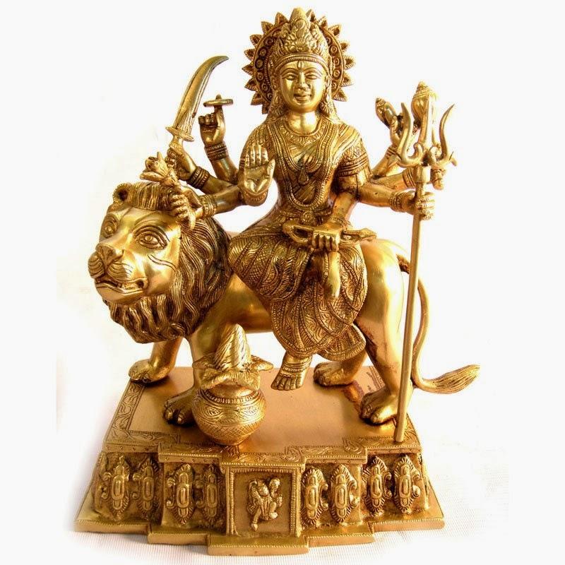 Brass-Statue-God (20)