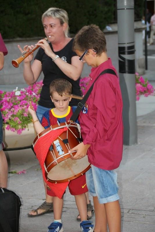 Festa infantil i taller balls tradicionals a Sant Llorenç  20-09-14 - IMG_4465.jpg