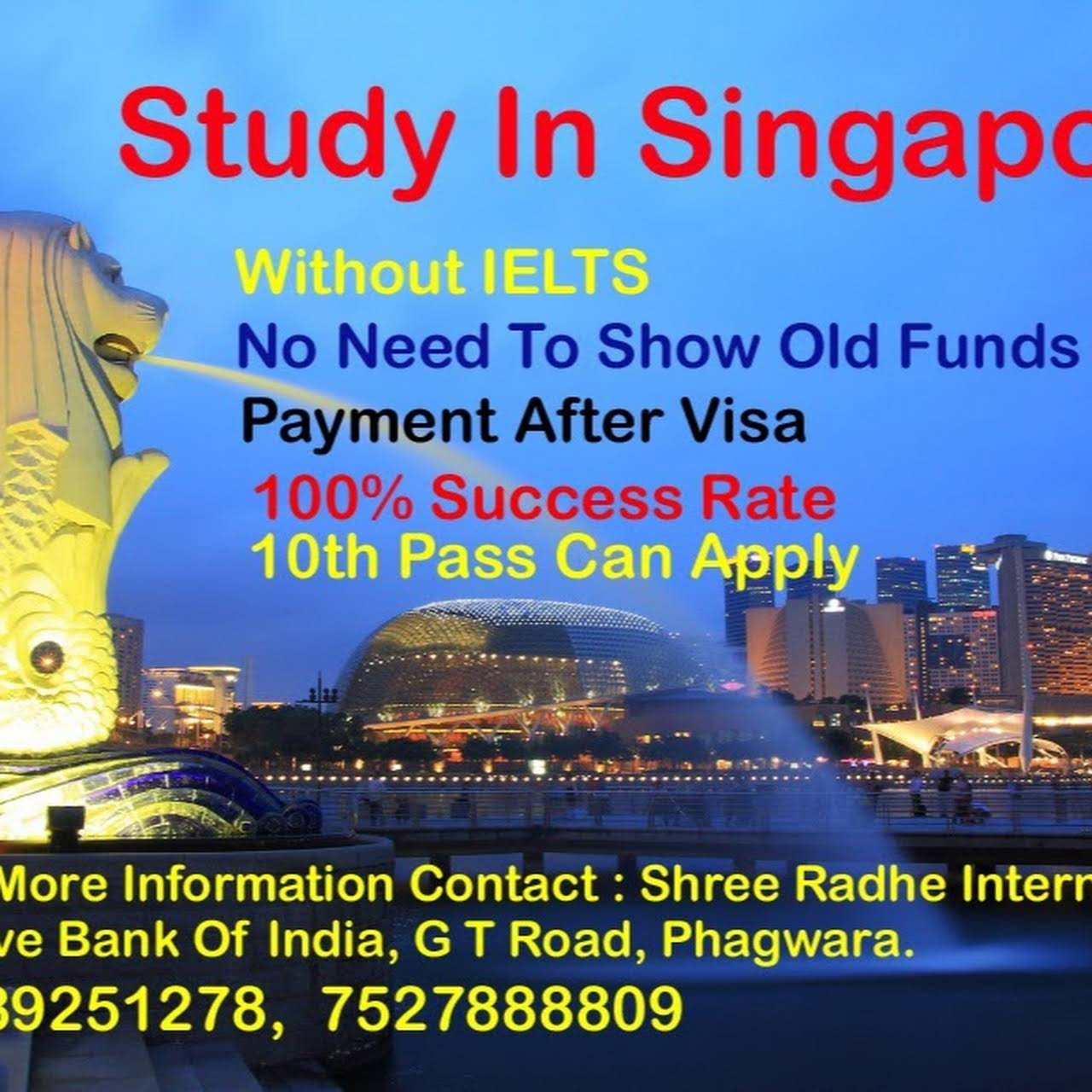 Canada Study Visa - Immigration & Naturalization Service in