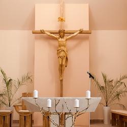 Posviacka kostola v Cani