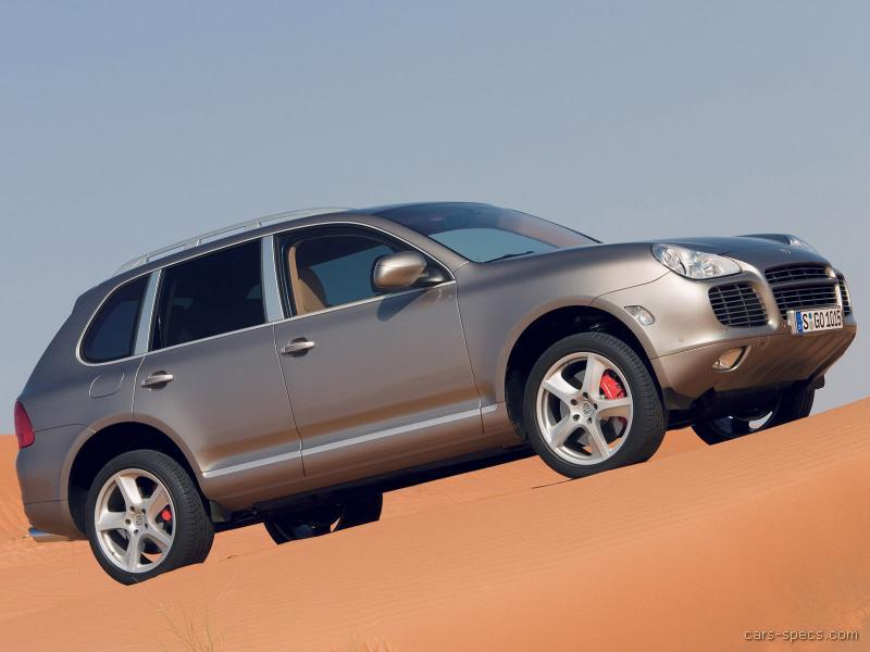 2006 porsche cayenne turbo s specifications pictures prices. Black Bedroom Furniture Sets. Home Design Ideas