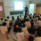 Guest lecture changes during teenage(11-11-2016)