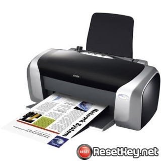 WIC Reset Utility for Epson C87 Waste Ink Pads Counter Reset