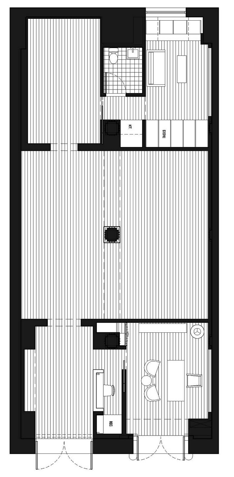 incorporated architecture design benroth rolston stuart Eller Plan.jpg