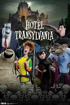 capa Hotel Transilvânia