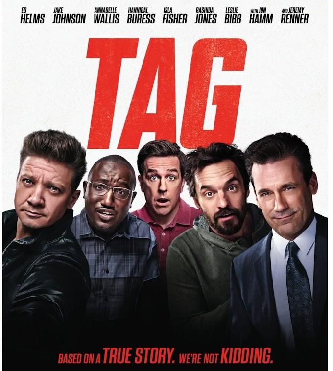 Movie Download: Tag (2018)