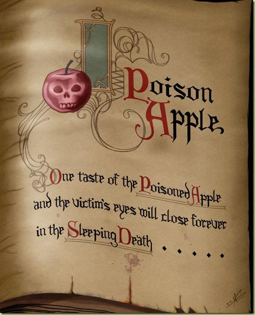 poison app;e