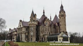 Pałac Moszna z podsumowanie roku 2014
