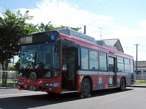 JR東日本「気仙沼線BRT」 2220