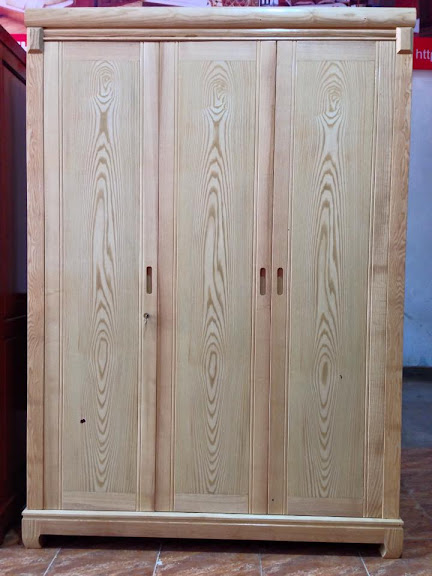 Tủ quần áo gỗ ép giá rẻ