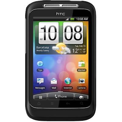 HTC Wilfire S