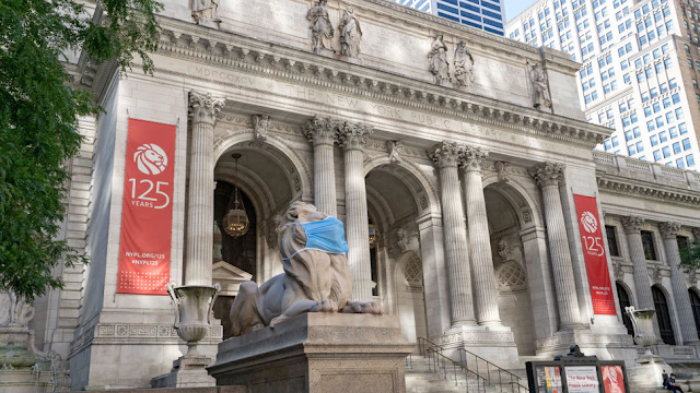 New York Public Library Will Not Pull 'Canceled' Dr. Seuss Titles, Says It 'Does Not Censor Books'