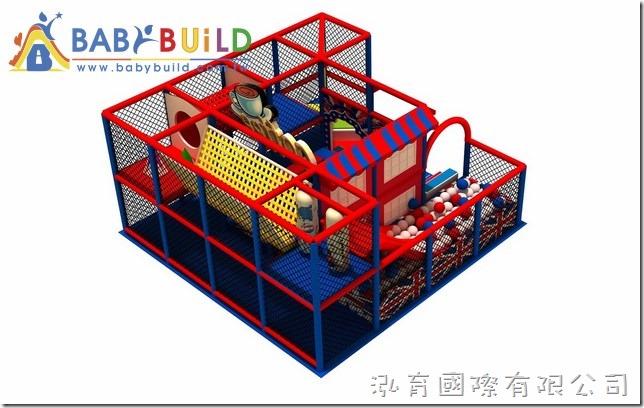 BabyBuild 3D室內遊具