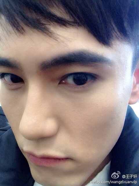 Wang Zixuan  Actor