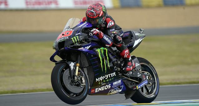 Arti Ride Height Adjuster di Motor MotoGP